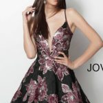Koktejlové šaty Jovani 64090 foto 2