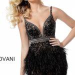 Koktejlové šaty Jovani 64266 foto 4