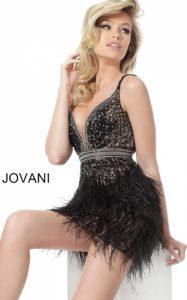 Koktejlové šaty Jovani 64266
