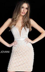 Koktejlové šaty Jovani 64267
