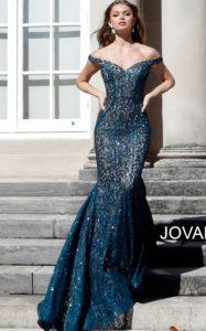 Plesové šaty Jovani 64521