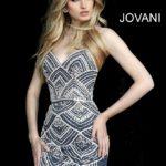 Koktejlové šaty Jovani 64598 foto 5