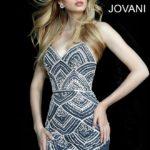 Koktejlové šaty Jovani 64598 foto 3