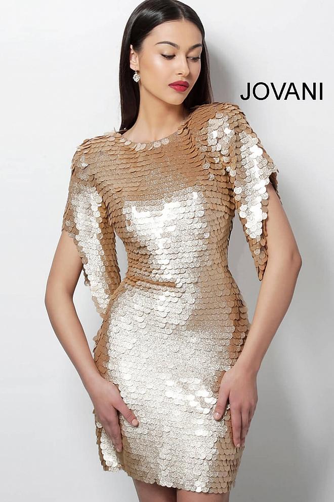 Koktejlové šaty Jovani 64601