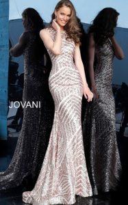 Plesové šaty Jovani 64807