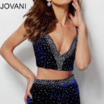 Koktejlové šaty Jovani 64903 foto 3