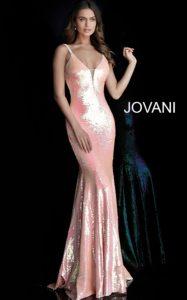 Plesové šaty Jovani 65070B