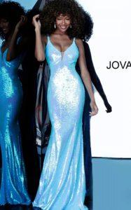 Plesové šaty Jovani 65070