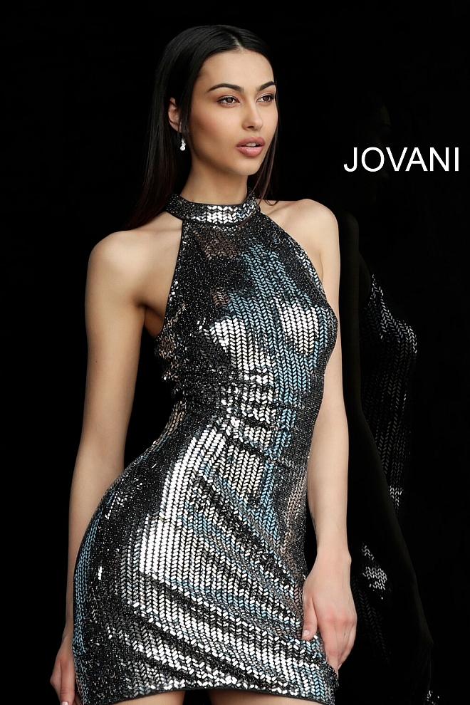 Koktejlové šaty Jovani 65168