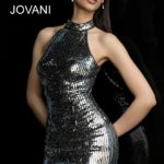 Koktejlové šaty Jovani 65168 foto 1