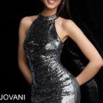 Koktejlové šaty Jovani 65168 foto 4