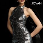Koktejlové šaty Jovani 65168 foto 3