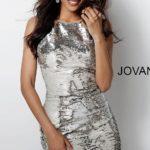 Koktejlové šaty Jovani 65309 foto 3
