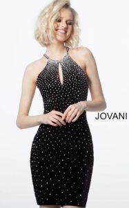 Koktejlové šaty Jovani 65313
