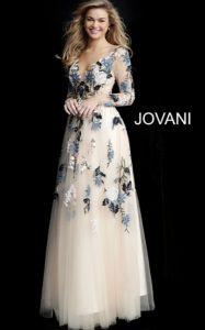 Plesové šaty Jovani 65359