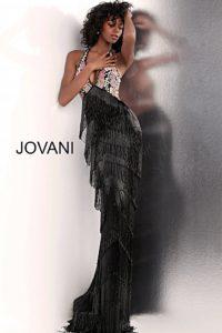 c8b3a4cf3f32 Jovani 65384. Luxusní dlouhé plesové šaty ...
