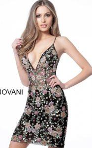 Koktejlové šaty Jovani 65391