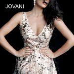 Koktejlové šaty Jovani 65408 foto 5