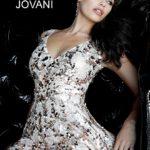Koktejlové šaty Jovani 65408 foto 4