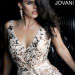 Koktejlové šaty Jovani 65408 foto 3