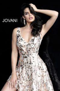 Koktejlové šaty Jovani 65408