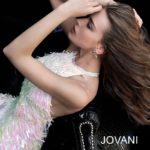 Koktejlové šaty Jovani 65456 foto 2