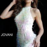 Koktejlové šaty Jovani 65456 foto 5