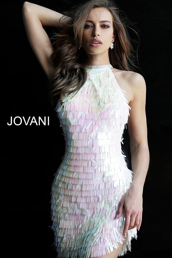 Koktejlové šaty Jovani 65456