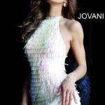 Koktejlové šaty Jovani 65456 foto 3