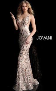Plesové šaty Jovani 65570
