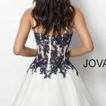 Koktejlové šaty Jovani 65718 foto 1