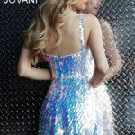 Koktejlové šaty Jovani 65971 foto 3
