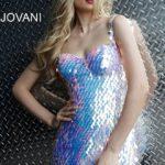 Koktejlové šaty Jovani 65971 foto 1