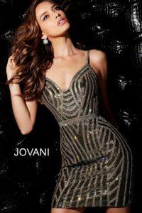 Koktejlové šaty Jovani 65979