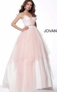 Plesové šaty Jovani 66023
