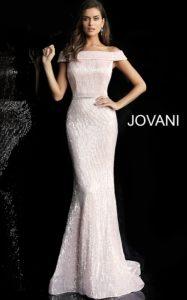 Plesové šaty Jovani 66031