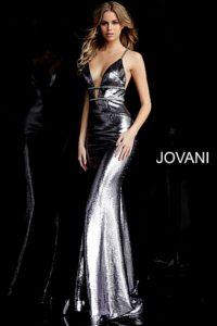Plesové  šaty  skladem Jovani 66035