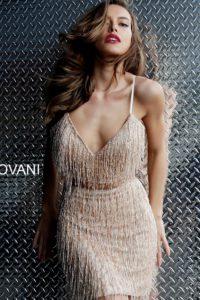 Koktejlové šaty Jovani 66073