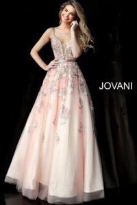 Plesové šaty Jovani 66133