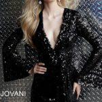 Koktejlové šaty Jovani 66256 foto 4
