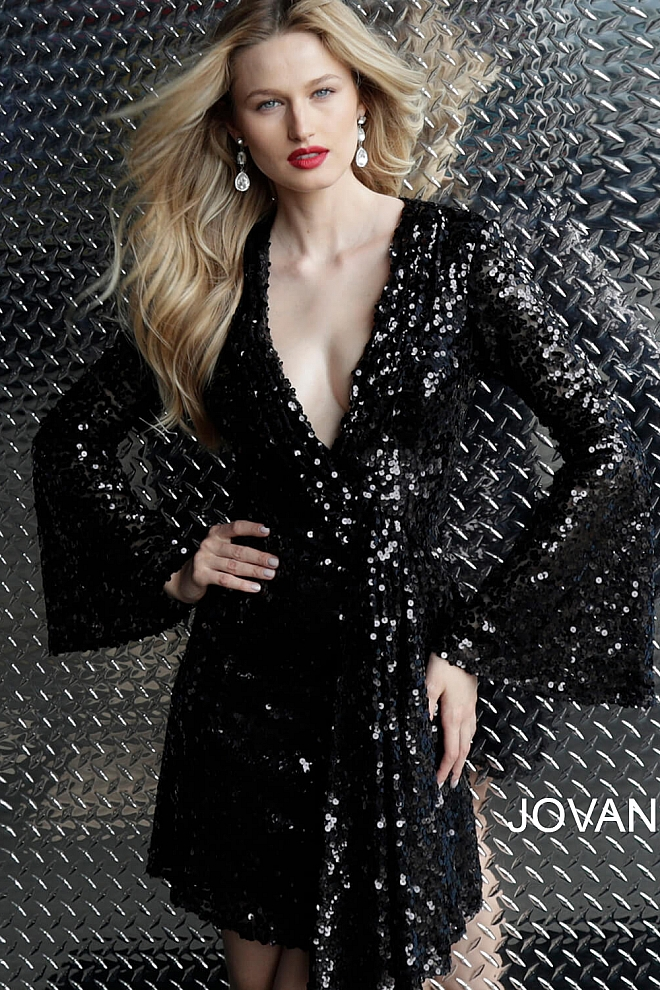 Koktejlové šaty Jovani 66256