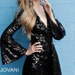 Koktejlové šaty Jovani 66256 foto 2
