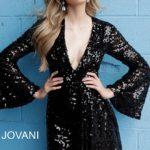 Koktejlové šaty Jovani 66256 foto 5