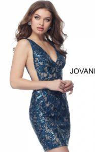 Koktejlové šaty Jovani 66315
