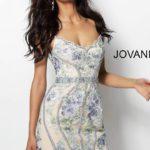 Koktejlové šaty Jovani 66318 foto 3