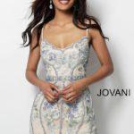 Koktejlové šaty Jovani 66318 foto 1