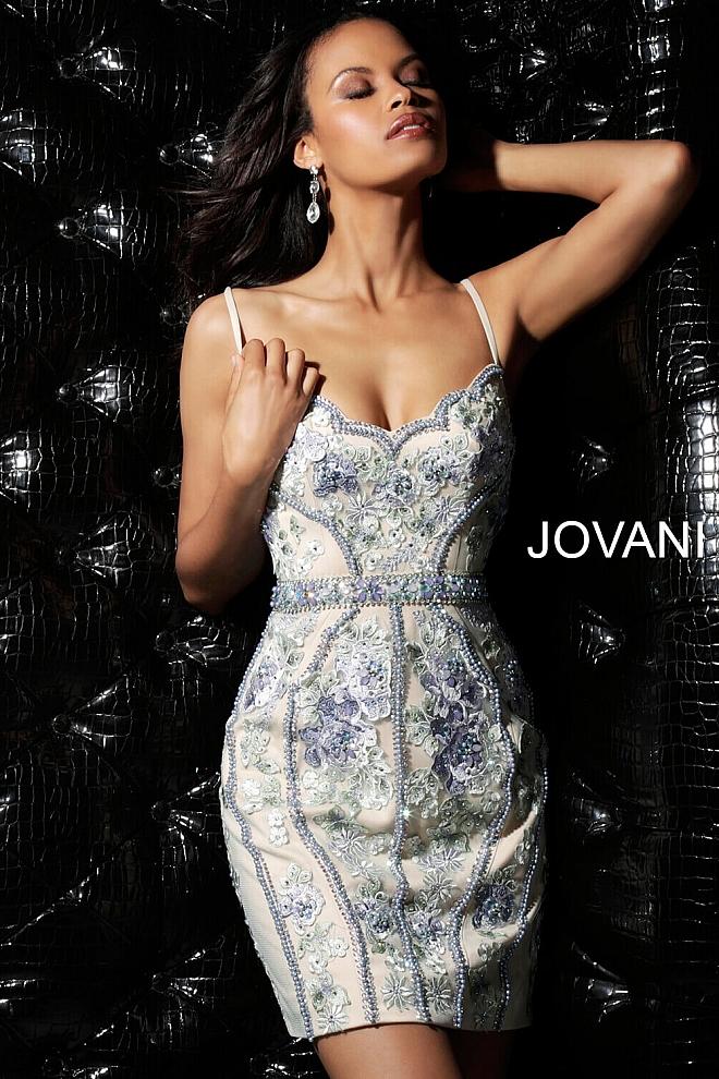 Koktejlové šaty Jovani 66318
