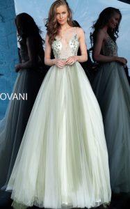 Plesové šaty Jovani 66352