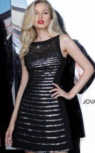 Koktejlové šaty Jovani 66372