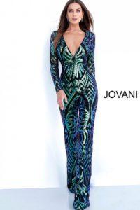 Plesové šaty Jovani 66511